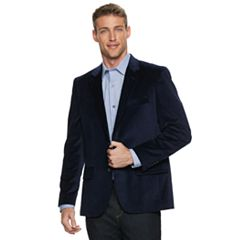 Men's Apt. 9® Slim-Fit Velour Sport Coat