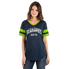 Women's New Era Seattle Seahawks Jersey Tee