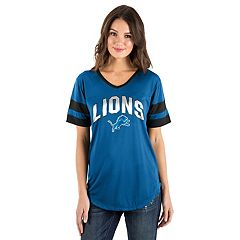 Women's New Era Detroit Lions Jersey Tee