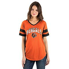 Women's New Era Cincinnati Bengals Jersey Tee