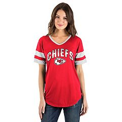 Women's New Era Kansas City Chiefs Jersey Tee