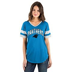 Women's New Era Carolina Panthers Jersey Tee