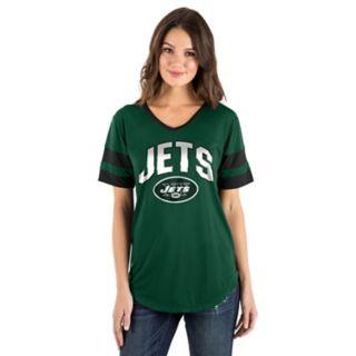 Women's New Era New York Jets Jersey Tee