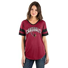 Women's New Era Arizona Cardinals Jersey Tee