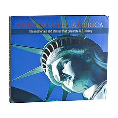 Monumental America Book by Publications International, Ltd.