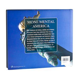 Monumental America Book by Publications International, Ltd.