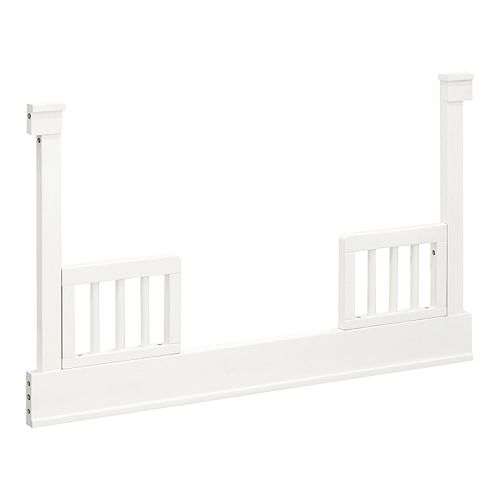 Million Dollar Baby Toddler Bed Conversion Kit for Tanner 3-in-1 Crib - M14399