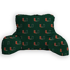 Miami Hurricanes Bed Rest Pillow