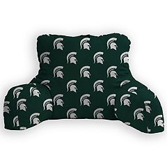Michigan State Spartans Bed Rest Pillow