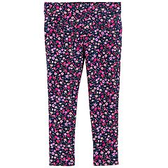 Toddler Girl OshKosh B'gosh® Solid French Terry Jeggings