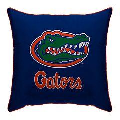 Florida Gators Throw Pillow