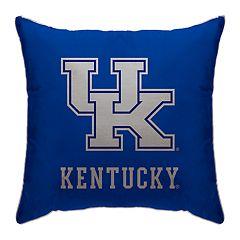 Kentucky Wildcats Throw Pillow