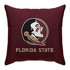 Florida State Seminoles Throw Pillow