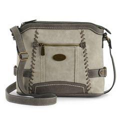 Concept Oakley Whipstitch Crossbody Bag