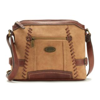 Concept Oakley Whipstitch Crossbody Bag