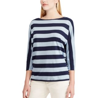 Women's Chaps Striped Dolman Top