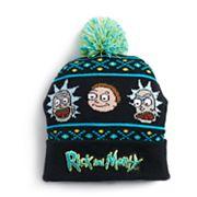 Boys 8-20 Rick & Morty Magic Beanie