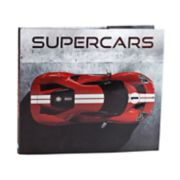 Supercars Book by Publications International, Ltd.
