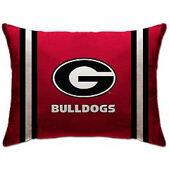 Georgia Bulldogs 26-Inch Throw Pillow