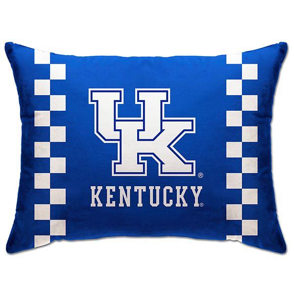 Kentucky Wildcats 26 Inch Throw Pillow