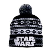 Boys 8-20 Star Wars Fairisle Beanie