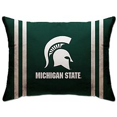 Michigan State Spartans 26-Inch Throw Pillow