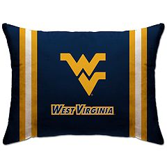 West Virginia Mountaineers 26-Inch Throw Pillow