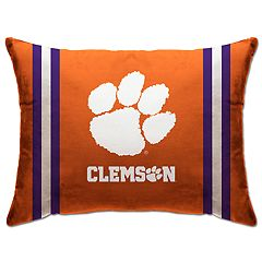 Clemson Tigers 26-Inch Throw Pillow