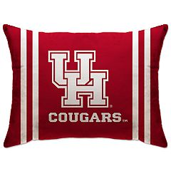 Houston Cougars 26-Inch Throw Pillow