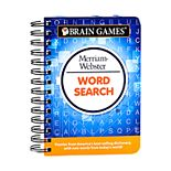 Merriam-Webster Word Search by Brain Games