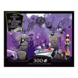 Disney's The Nightmare Before Christmas 25th Anniversary 300-piece Puzzle by Ceaco