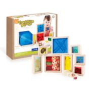 Guidecraft Primary Colors Treasure Blocks Set