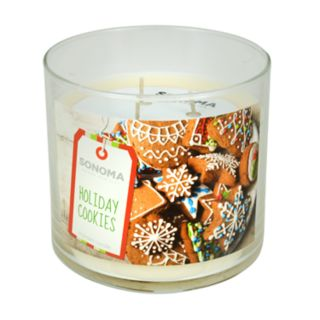SONOMA Goods for Life? Holiday Candle Sleeve Gift Set