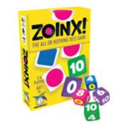 Zoinx! By Gamewright