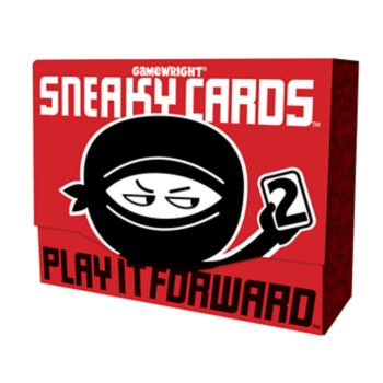 Gamewright Sneaky Cards 2 Game
