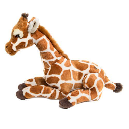FAO Schwarz 12-inch Calf Giraffe Toy Plush