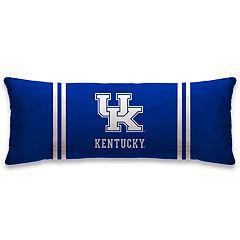 Kentucky Wildcats 48-Inch Throw Pillow
