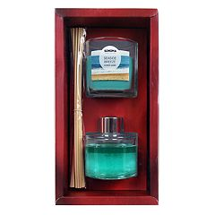 SONOMA Goods for Life™ Seaside Breeze Candle Diffuser Gift Set