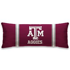 Texas A&M Aggies 48-Inch Throw Pillow