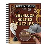 Sherlock Holmes Puzzles by Brain Games
