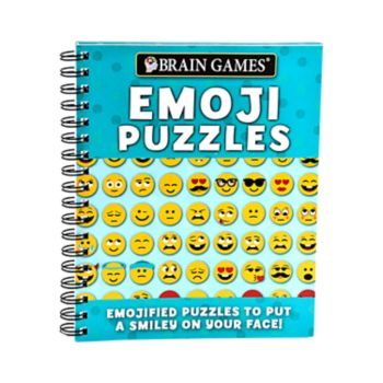 Emoji Puzzles by Brain Games