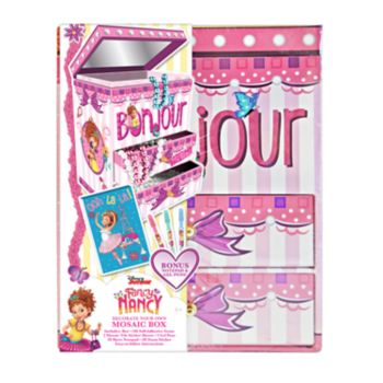 Disney's Fancy Nancy Mosaic Box