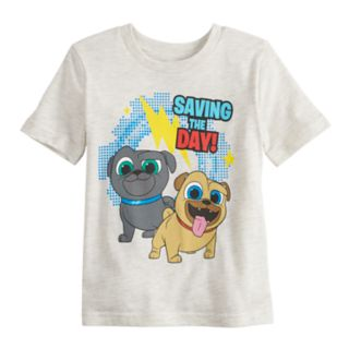 "Disney's Puppy Dog Pals Toddler Boy ""Saving The Day"" Graphic Tee by Jumping Beans®"