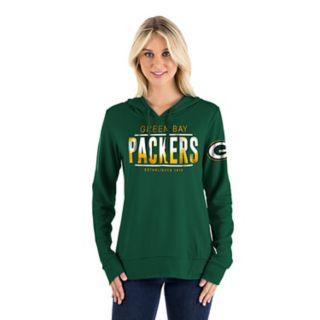 Women's New Era Green Bay Packers Graphic Hoodie