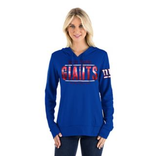 Women's New Era New York Giants Graphic Hoodie