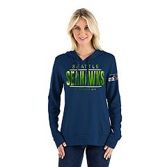 Women's New Era Seattle Seahawks Graphic Hoodie