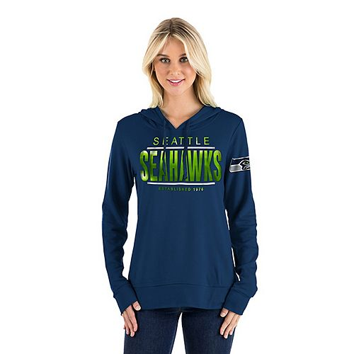 the best attitude 8e7a5 17d47 Women's New Era Seattle Seahawks Graphic Hoodie