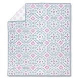 Wendy Bellissimo Elodie Reversible Crib Quilt