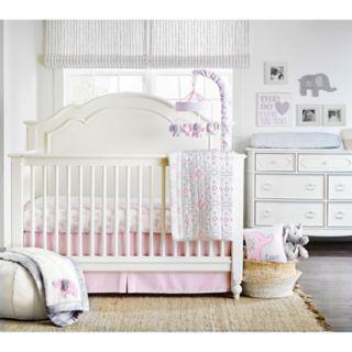 Wendy Bellissimo Elodie Reversible Crib Quilt