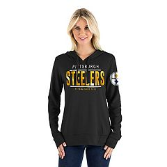 Women's New Era Pittsburgh Steelers Graphic Hoodie